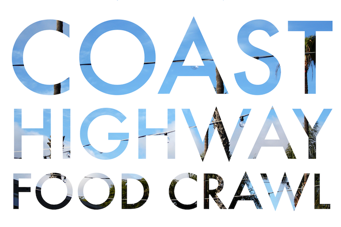 COAST HIGHWAY FOOD CRAWL Oceanside CA