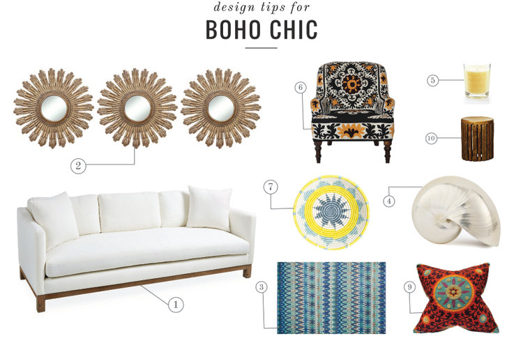 Amp up the Boho in your design mojo: Simple to stylish in 10 Steps